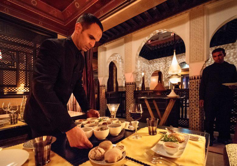モロッコ料理レストラン