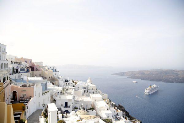ヨーロッパ周遊先に人気が高いギリシャ