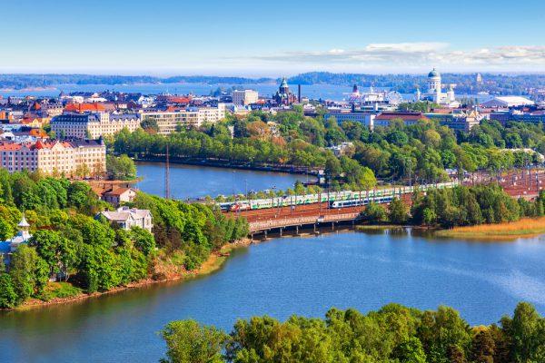 森と湖の国「フィンランド」