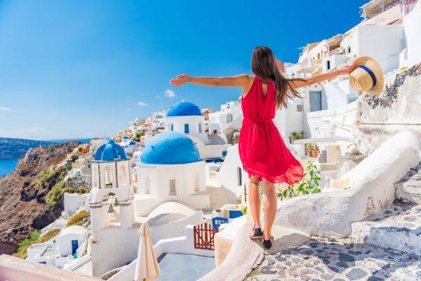 ギリシャハネムーン人気急上昇中