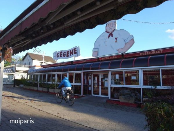 ガンゲットの老舗店「Chez Gégène(シェ・ジェジェンヌ)」