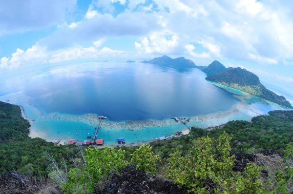 アジアのビーチリゾート穴場