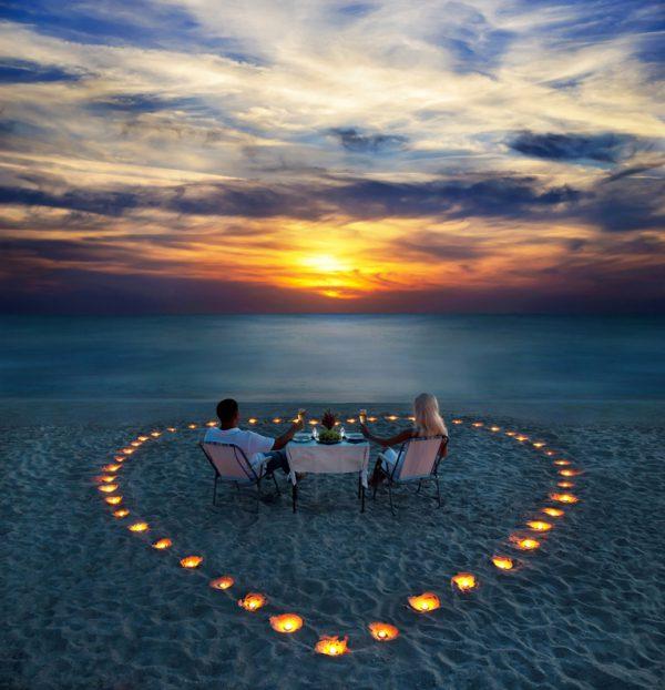 ロマンティックすぎる行き先モルディブ
