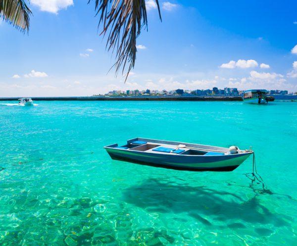 インド洋のビーチリゾート、モーリシャス