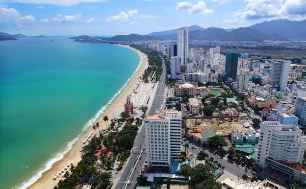 高級ビーチリゾートとして人気急上昇中のベトナム