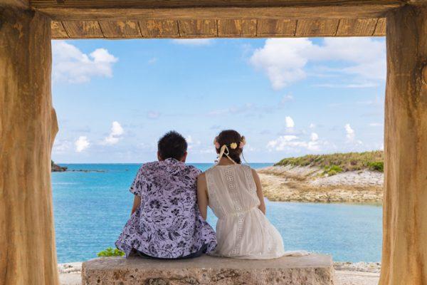沖縄ハネムーンは国内では人気No.1
