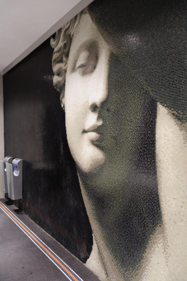 ローマで貴重なトイレ