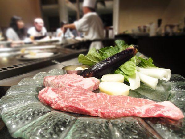 和食&鉄板焼きレストラン「ザ・プレジデント(日本)」