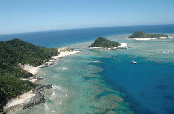 ホテル送迎の慶良間諸島ツアーもあり