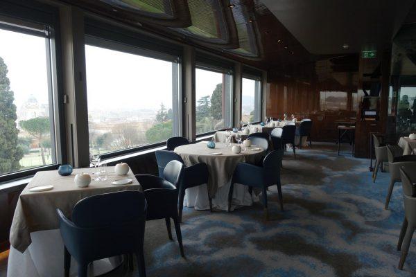 展望レストラン「ラ・テラッツァ」1