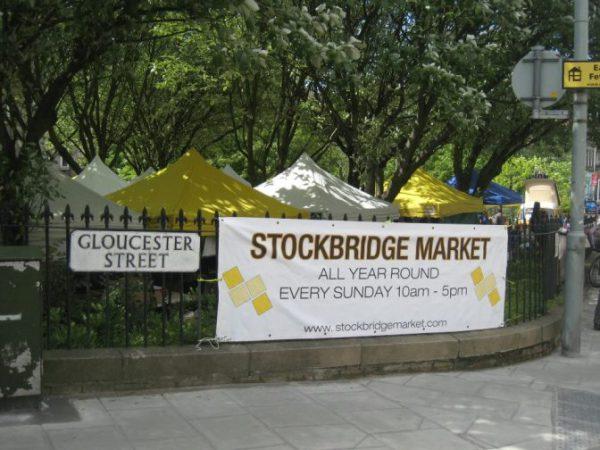 ストックブリッジマーケット