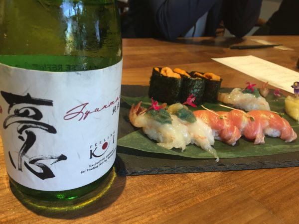 日本酒「夢心」