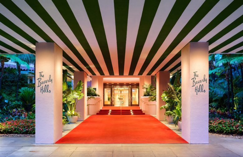 ザ・ビバリー・ヒルズ・ホテルの人気の秘密