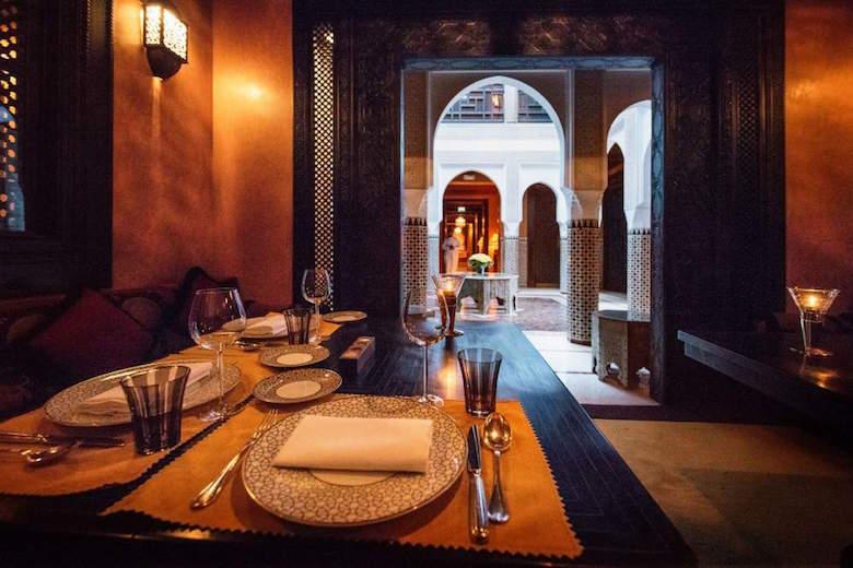 モロッコ料理「ル・マロカン」