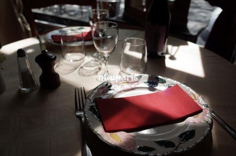 伝統的なフランスビストロのお料理が楽しめる