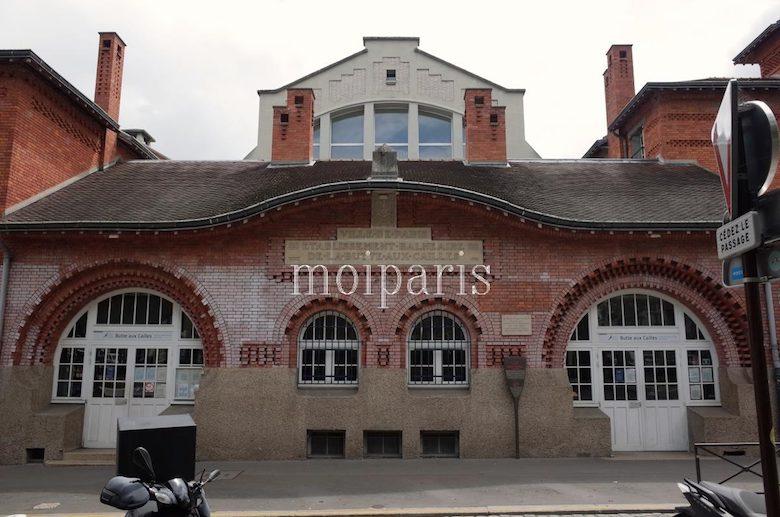 1924年に建てられたアールヌーヴォーの美しい建物