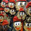 カガネとカガティオに会いに、クリスマス限定のサンタルシア市場へ