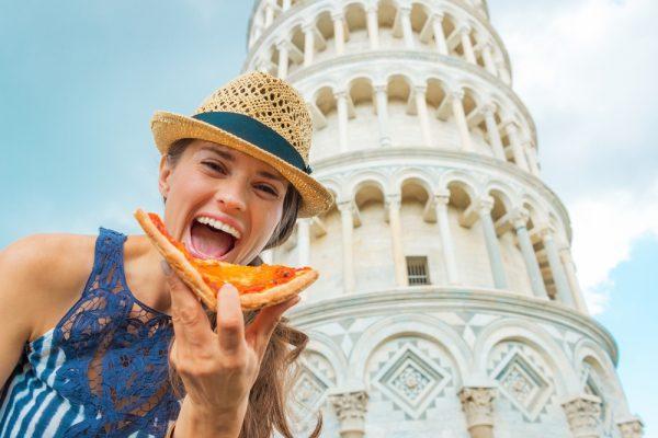 イタリアといえばピッツァ