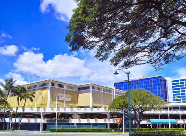 ハワイ最大級のショッピングセンター「アラモアナセンター」