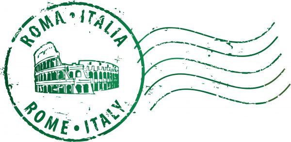 イタリアから手紙をかこう