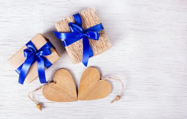 バレンタインデイの贈り物