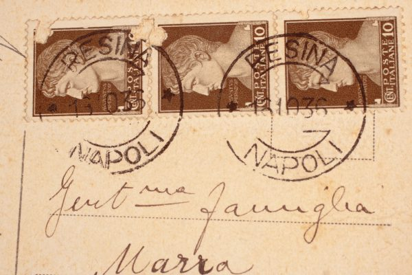 イタリアの切手代が高い
