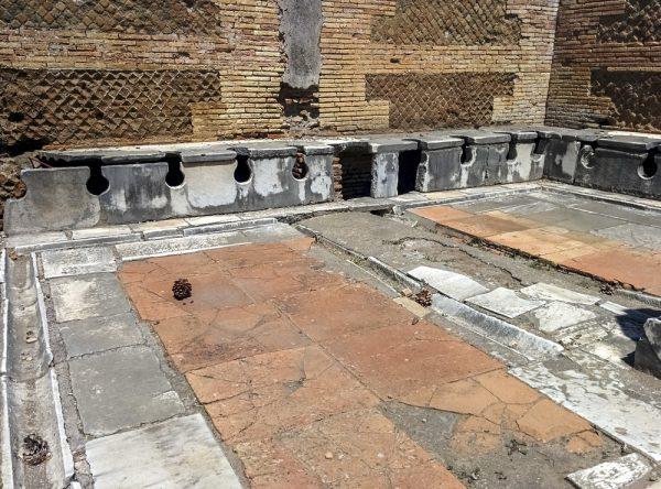 古代ローマのトイレ