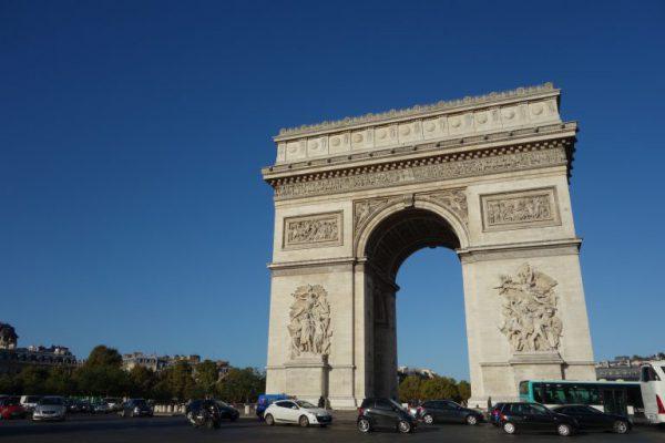 フランス新婚旅行特集