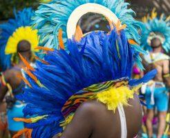 ブラジルハネムーンでリオのカーニバル