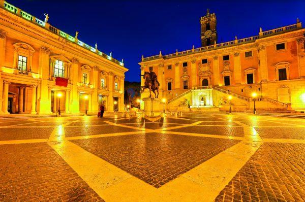 ローマ市営カピトリーニ美術館