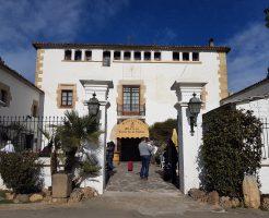 バルセロナからほど近いレストラン「Torre de la Llebre」