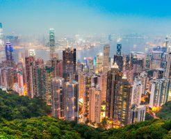 ハネムーンにおすすめの行き先「香港」