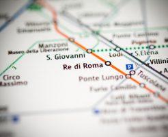 ローマ地下鉄C線がサンジョバンニ駅まで開通