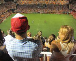 スペインサッカーチケット購入方法