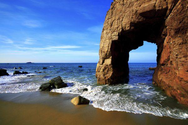 海辺のリゾート地として人気のキブロン