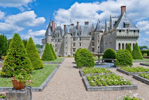 アンヌ・ド・ブルターニュとシャルル8世の結婚式が行われたランジェ城