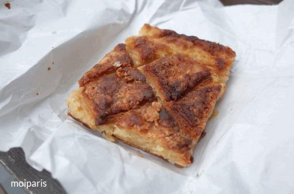 クイニーアマンもブルターニュ伝統の御菓子