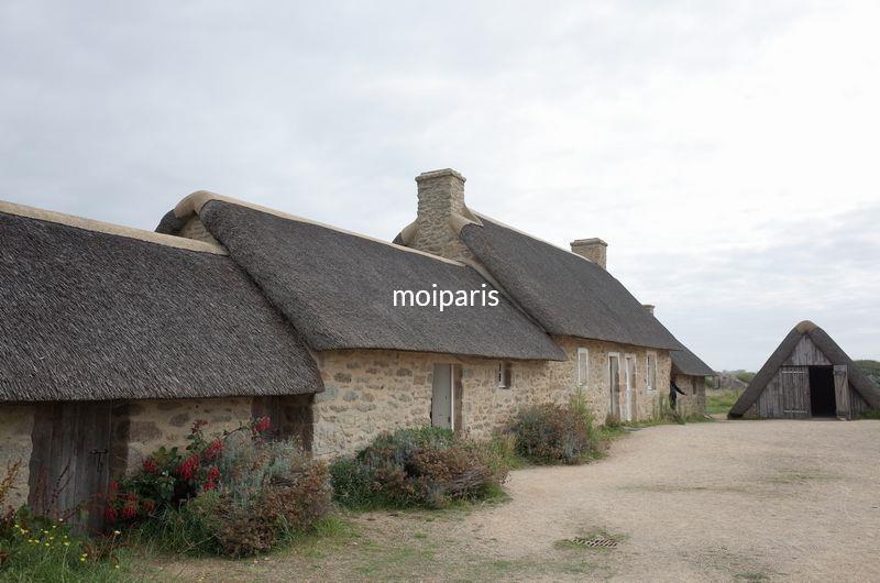 かつては80人ぐらいの人が暮らした村