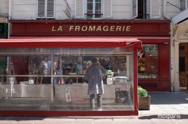 地元の人に愛される「フロマージュ&デタィユ S.A.」