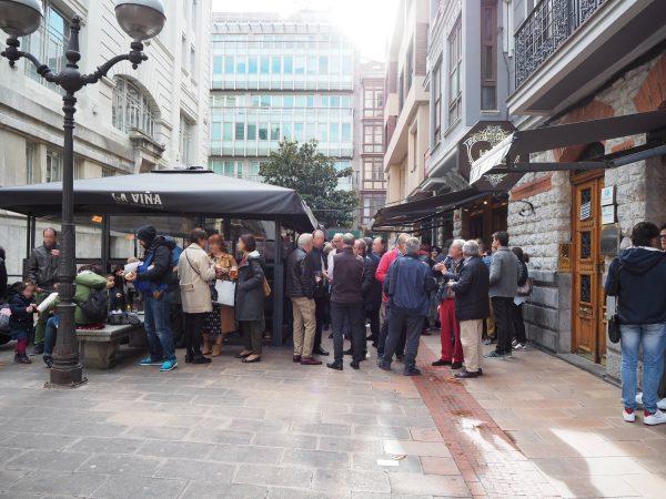 バスク地方で人気バルの見つけ方