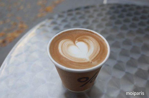 京都のコーヒーをパリでいただきます