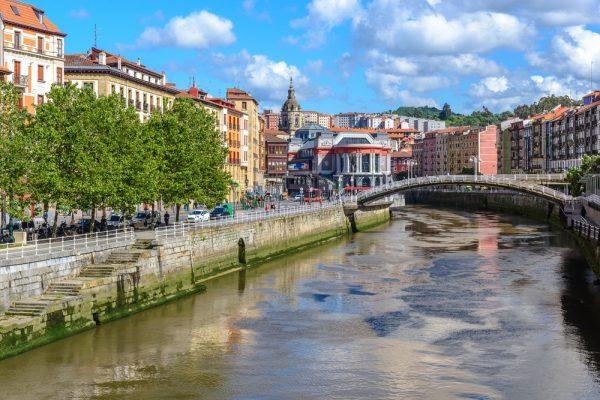 スペインバスク地方・ビルバオ