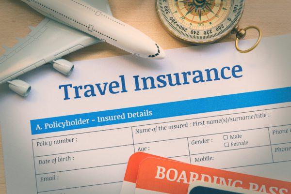 海外旅行保険を確認
