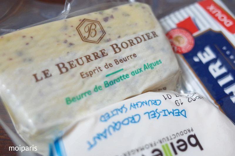 フランスの最高品質バター