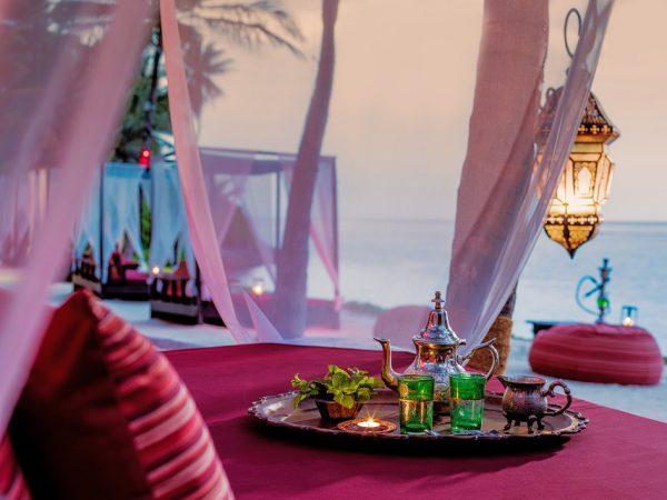ファンディタはアラビア料理レストラン