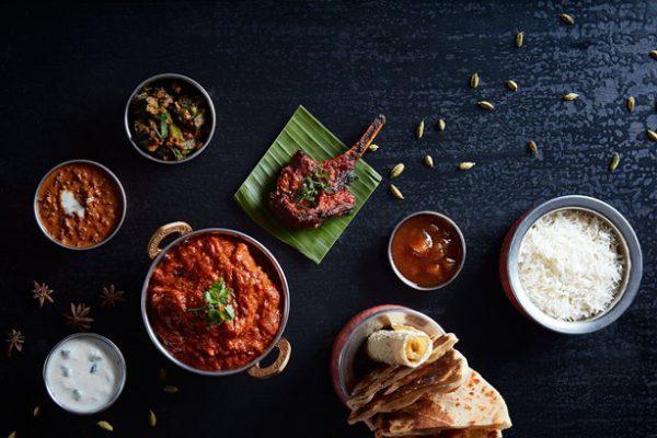 インド料理の夜もあります