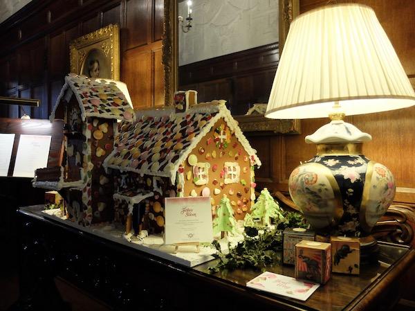 英国マナーハウスで楽しむクリスマスのひととき