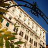 ハネムーンでミラノの滞在は、老舗5つ星「ホテル・プリンチペ・ディ・サヴォイア」へ