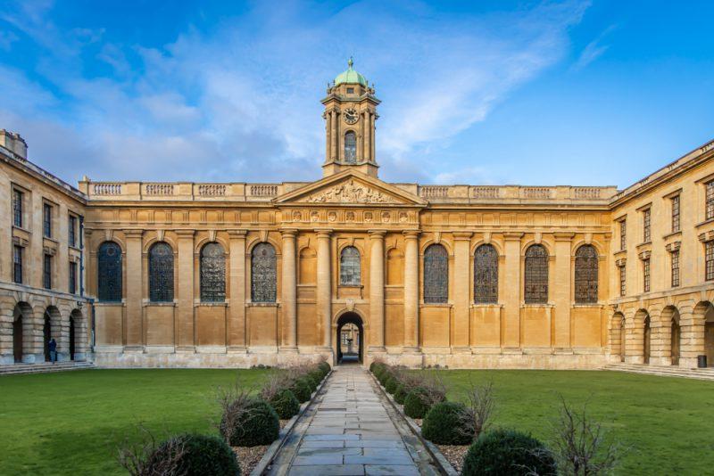 オックスフォード大学・クライストチャーチとは