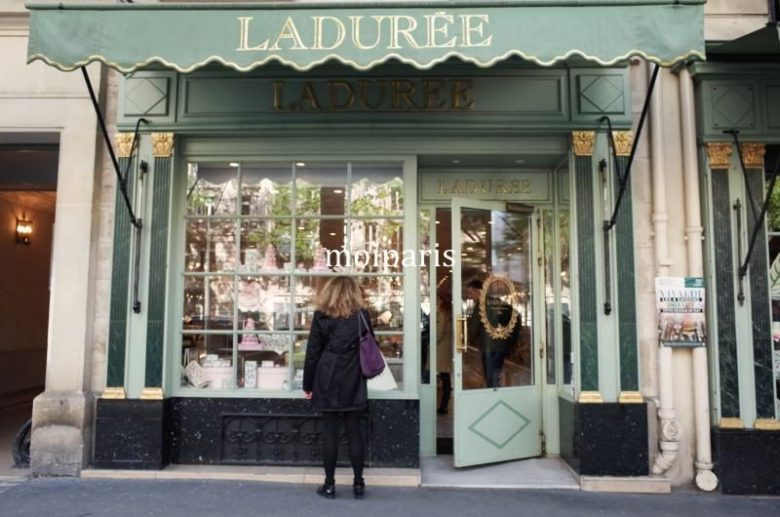 人気のサロン・ド・テ「ラデュレ」のお味を正直にレポート